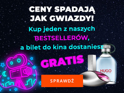 Bilet do kina GRATIS